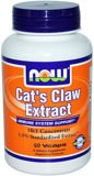 Now Foods Cat's Claw Extract 60 kapsułek
