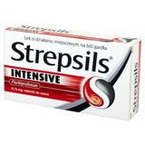 Strepsils Intensive 16 tabletek do ssania